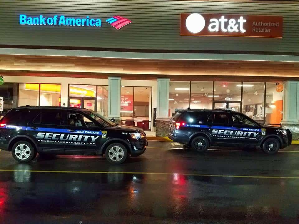 Contract Security Guard Patrol Service Company Boston